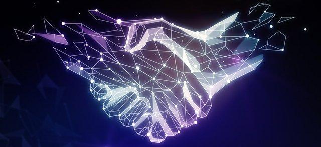 Digital partnership Picture