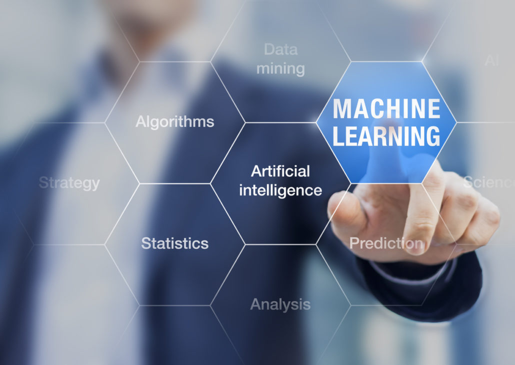 ISTock Machine Learning
